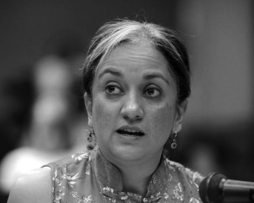Ali Fellow Ferial Haffajee Gets The 2015 International Press Freedom Award