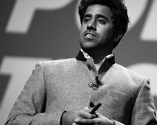 The Thriving World, the Wilting World, and You: Anand Giridharadas