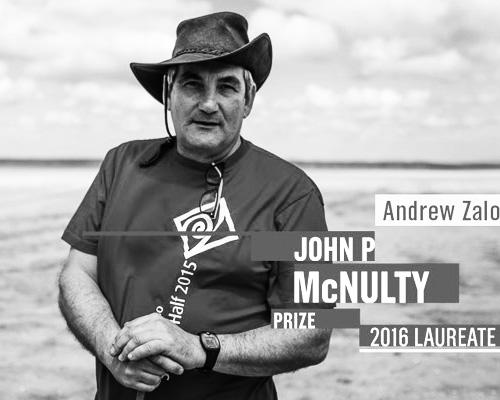 2016 John P. McNulty Prize Laureates