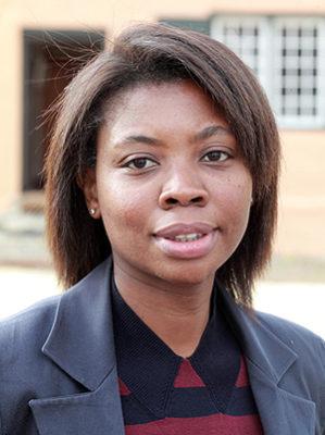 Doris Tshepe