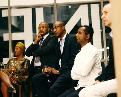 African Leadership Event. Photo © Africa Leadership Initiative.