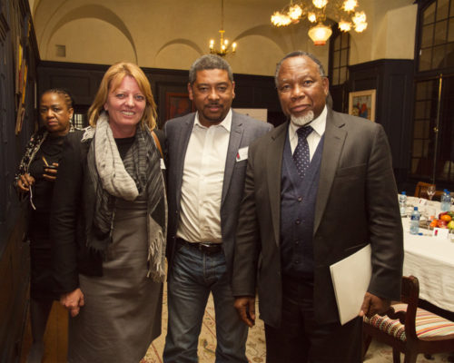 African Leadership Event. Photo © Africa Leadership Initiative.