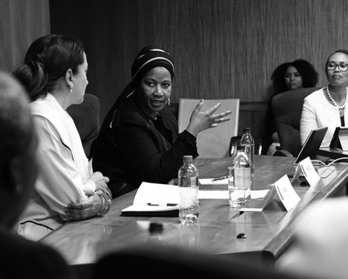 A look back at an interesting dialogue with Ms Phumzile Mlambo-Ngcuka
