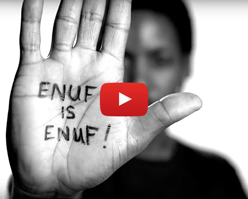 WATCH: Kwanele Enuf is Enuf TV Ad