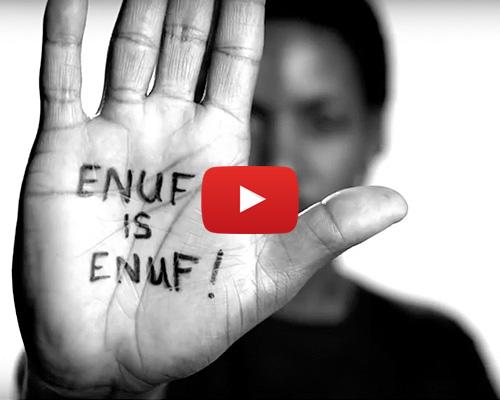 WATCH: Kwanele Enuf is Enuf TV Ad