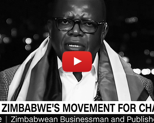 WATCH: Trevor Ncube on CNN's #Amanpour #ThisFlag Interview on Zimbabwe