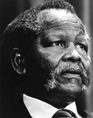 Oliver Tambo Memorial Lecture