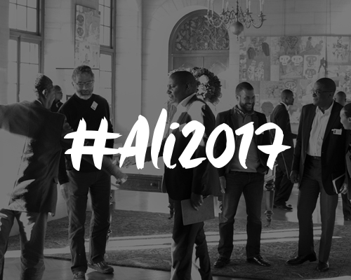Welcome to #ALI2017