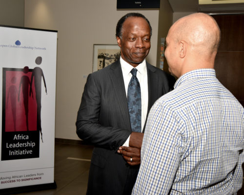 Dialogue with Sizwe Nxasana