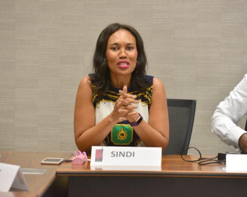 Dialogue with Sizwe Nxasana