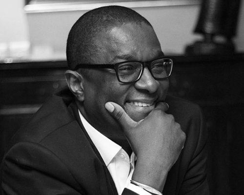 Letter from the Chairman: Farewell Kofi Amegashie!