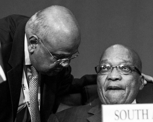 Ferial Haffajee: What On Earth Did JZ Just Do?