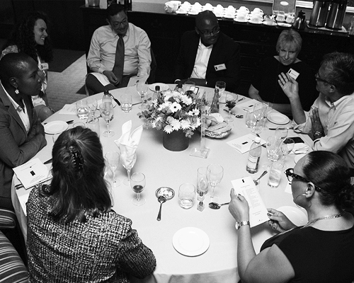 Leadership Dinners (Meet. Share. Network.)