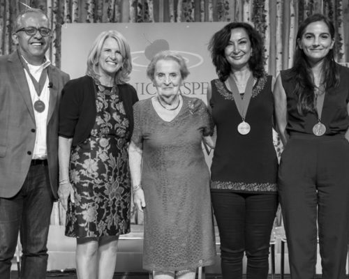 Meet the 2017 McNulty Prize Laureates!