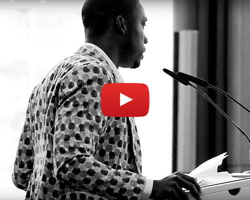 WATCH: Raymond Ledwaba's Speech about the MBA World Summit 2018