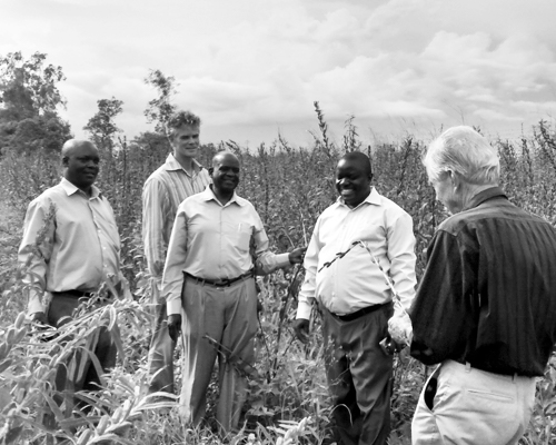 How Bruce Robertson is Transforming Livelihoods in Uganda