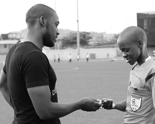 YALI Fellow Raymond Ledwaba continues to add value to young South Africans with Diski Nine9