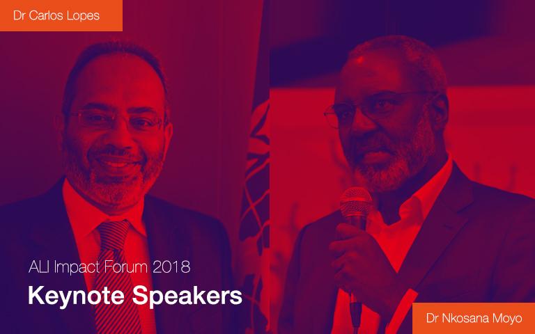 AIF Keynote Speakers