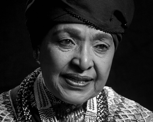 We are not confused – Winnie Madikizela-Mandela is our people's shero