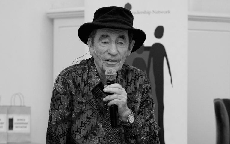 Dialogue with Justice Albie Sachs