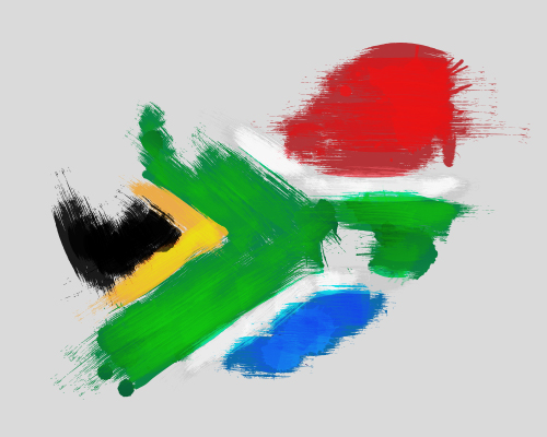 ALI helps paint the rainbow nation