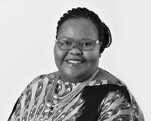 ALI Fellow Lesego Sennelo has joined the board of the International Women's Forum of South Africa