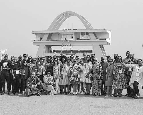 ALI West Africa Hosts African Fellows at the 2nd Biennial Africa Impact Forum in Accra Ghana!
