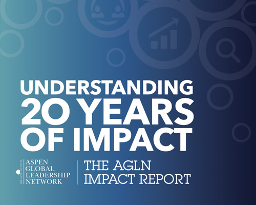 The AGLN Impact Report: Understanding 20 Years of Impact